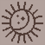 Alpha pattern #99183