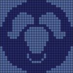 Alpha pattern #99209