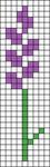 Alpha pattern #99261
