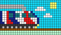 Alpha pattern #99268