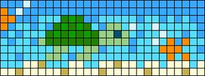Alpha pattern #99278