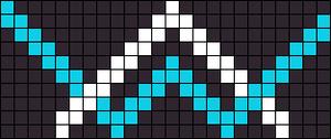 Alpha pattern #99287