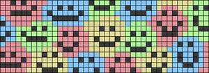 Alpha pattern #99292