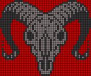 Alpha pattern #99298
