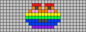 Alpha pattern #99299