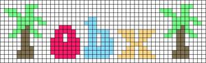 Alpha pattern #99303