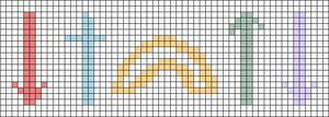 Alpha pattern #99316