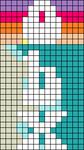 Alpha pattern #99321