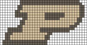 Alpha pattern #99323