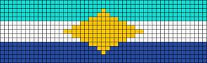 Alpha pattern #99325