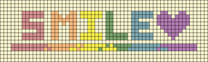 Alpha pattern #99337