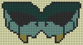 Alpha pattern #99338
