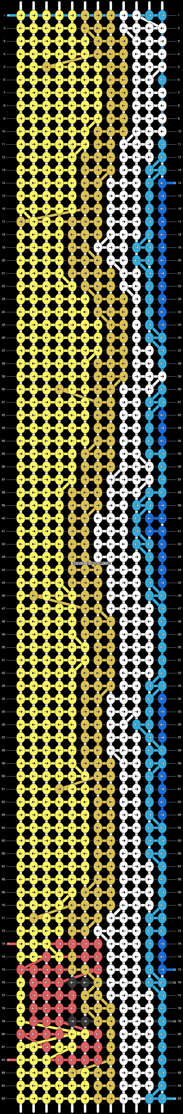 Alpha pattern #99365 pattern