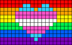Alpha pattern #99366