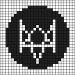 Alpha pattern #99368