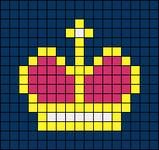 Alpha pattern #99369