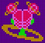 Alpha pattern #99375