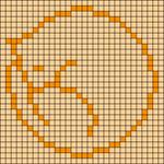 Alpha pattern #99376