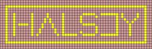 Alpha pattern #99378