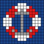 Alpha pattern #99385