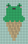 Alpha pattern #99386