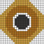 Alpha pattern #99408