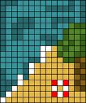 Alpha pattern #99424