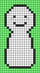 Alpha pattern #99429