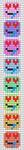 Alpha pattern #99436