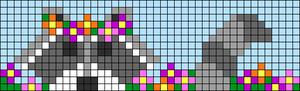 Alpha pattern #99459