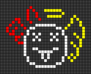 Alpha pattern #99530