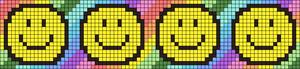 Alpha pattern #99566