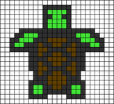 Alpha pattern #99615