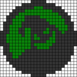 Alpha pattern #99632