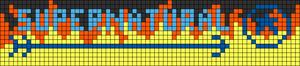 Alpha pattern #99666