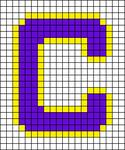 Alpha pattern #99722