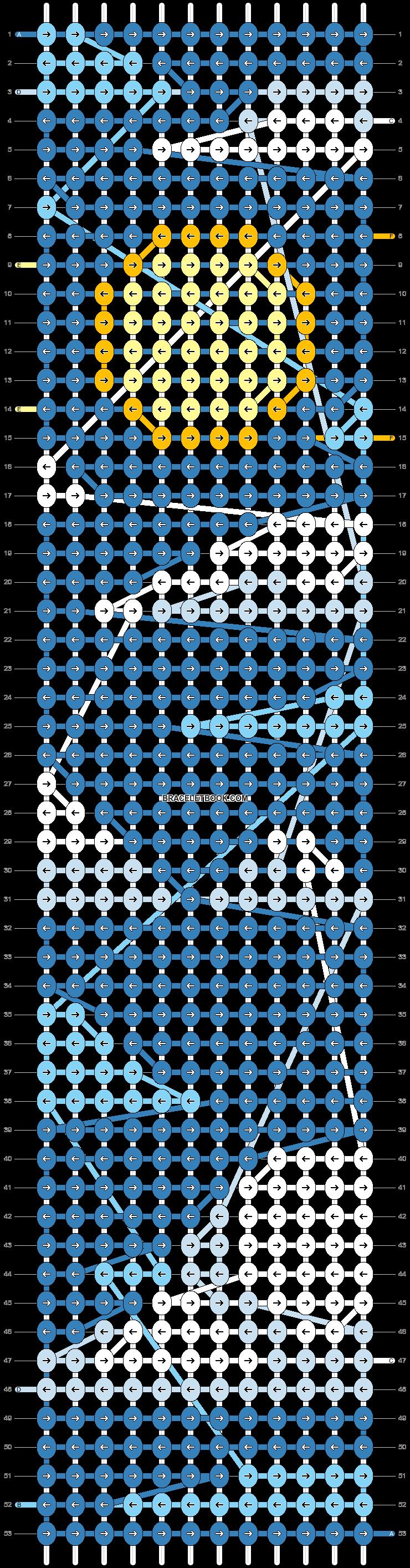 Alpha pattern #99749 pattern