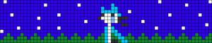 Alpha pattern #99758