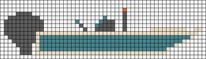 Alpha pattern #99772