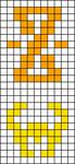 Alpha pattern #99802