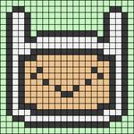 Alpha pattern #99803