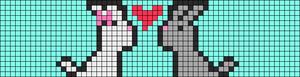 Alpha pattern #99810