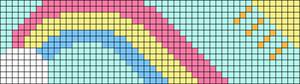 Alpha pattern #99814