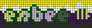 Alpha pattern #99843