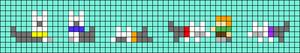 Alpha pattern #99844
