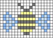 Alpha pattern #99851