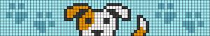 Alpha pattern #99864