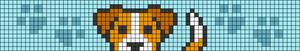 Alpha pattern #99866