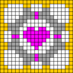Alpha pattern #99871