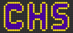 Alpha pattern #99873
